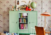 Cupboards, cabinets etc