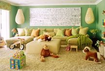 Baby SPACES / Design ideas and inspiration for baby bedrooms and playrooms. / by Michelle DuPuis
