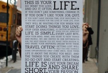 'Life' in simple words.