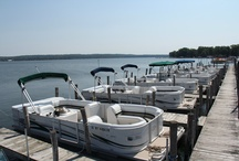 We Wan Chu Boat Rentals / by We Wan Chu Cottages