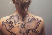 Welt tattoo