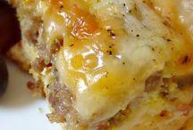Breakfast Delights / Good breakfast recipes. / by Rhonda Crook