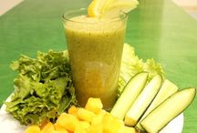 Smoothies/juicing / by Rachel Harrison