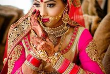 beautiful brides and traditional wear / by pallavi sharma