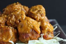 LC Burger/meatballs