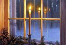 свеча...свет