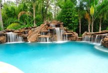Waterfalls and Other Fountain Accessories