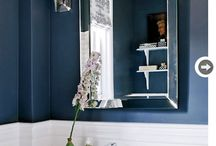 Hampton navy blue