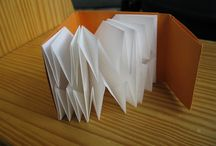 Origami Fold Books / Teaching a class at the Library