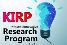 Kriscent Innovative Research Program (KIRP) / Get your dreams fulfilled with eyes of Kriscent Innovative research program(KIRP). Share creative ideas, business plans with Handshake program, we appreciate & funding great ideas.