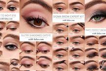 Make-up & Eyes