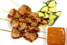 Fusion Food / Die eurasische Mischküche hat in den Niederlanden eine lange Geschichte, aber auch in anderen Ländern mischen sich die Kulturen auf dem Teller. Cooking ist Fusion.