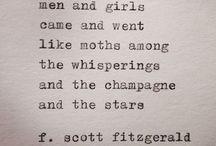 •Great Gatsby•