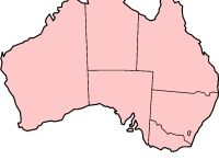 Maps Without Tasmania / Maps Without Tasmania