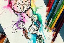 Dibujos <3