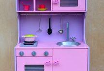 cocinas para jugar