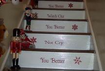 Holiday Decor / by Cassandra James