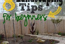 Idéer hem å trädgård LA / Trädgård i hem