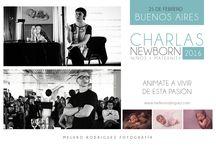 Tour melero rodriguez fotografía 2016 / Charlas sobre la fotografía newborn, maternity y de niños.  Te contamos cómo comenzar con este negocio, tipos de sesiones, cómo trabajamos actualmente y cómo se inició nuestro estudio en el año 2009.