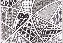 Another Zentangle 10 / by Sarah Andrews