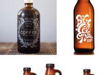 bottle print design
