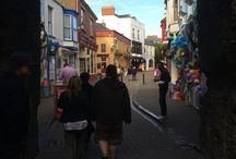 Tenby Holiday / Various photo's I may use later on in the course to inspire me creatively