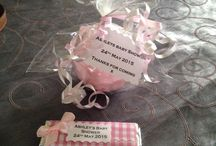Baby shower / Ideas for a Baby Shower DIY low cost ideas