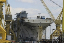 Aircraft Carrier USS America