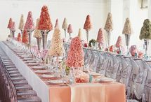PALE PINK & SILVER WEDDING