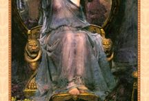 Tarot Circle - 11 Justice / Looking to balance all aspects of your life?
