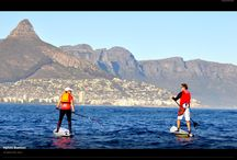 Sup Cape Town / Stand Up Paddle Cape Town, come Sup with us.