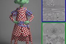 3D_character