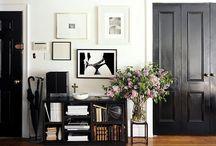 Interior design / Inspiring interior designs