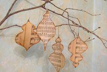 diy christmas decorationson a budget