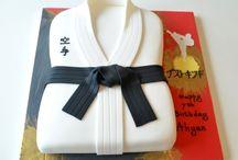 tartas de karate