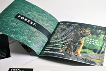 Brochures / Brochure design we like