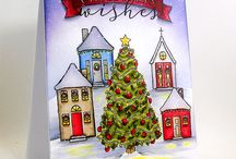 WPlus9 Christmas cards