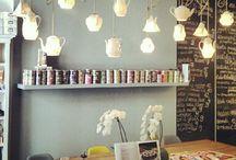 Coffee place / by Magena Bonifasi