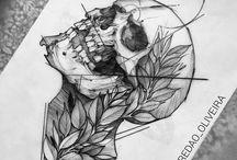 Rajzok&tattoo