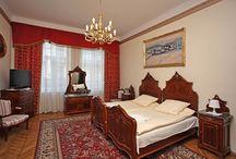 Apartament Książęcy IV w Krakowie / Wnętrze apartamentu książęcego w Krakowie, świetna lokalizacja, blisko Rynku Głównego, w okolicy setki pubów i restauracji.
