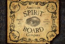 spirt board / ouija