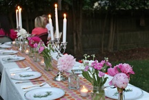 ENTERTAINING: Backyard Entertaining / by Tina Gray