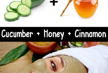 Home Beauty remedies