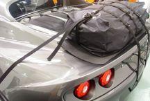 Lotus Elise Gepäckträger – Einzigartige Konstruktion / Die Alternative zu einem Gepäckträger für lhren Lotus Elise. Hinzufügen von Wasserdicht 50 Liter Gepäckraum