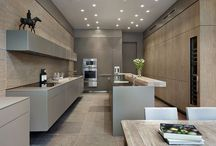 Kitchen design / Contemporary kitchen design ideas