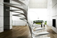 Staircases / Such a wonderful staircases in design. Какие прекрасные лестницы в домах.