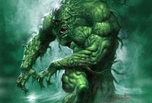 Comics: Swamp Thing