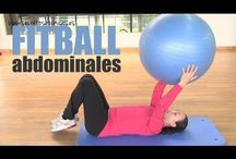 yoga con fitball