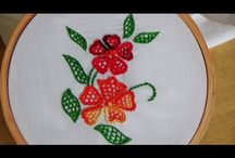 Various Embroidery Techniques