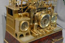 Antique radio steampunk
